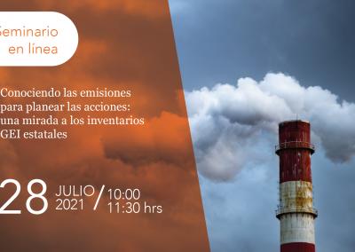 Conociendo las emisiones para planear las acciones: una mirada a los inventarios GEI estatales